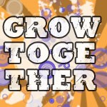 Grow Together Button - grow together button